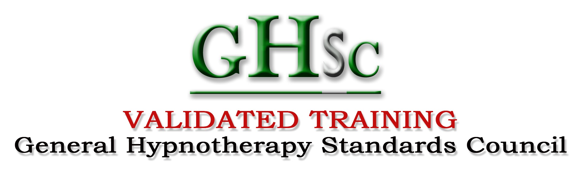 GHSC VALIDATED TRAINING LOGO